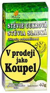 Stévie cukrová